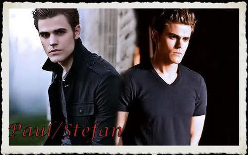 Stelena Fangirls fond d'écran possibly containing a portrait called sexy