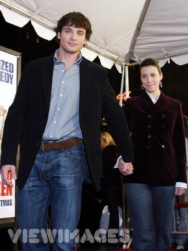 tom and wife - tom-welling Photo
