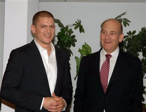 went and ehud olmert