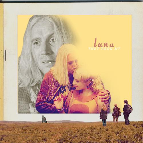 Luna, they took my