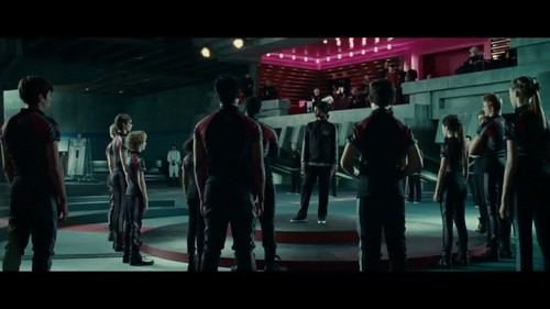 'The Hunger Games' trailer #2 - cato Screencap
