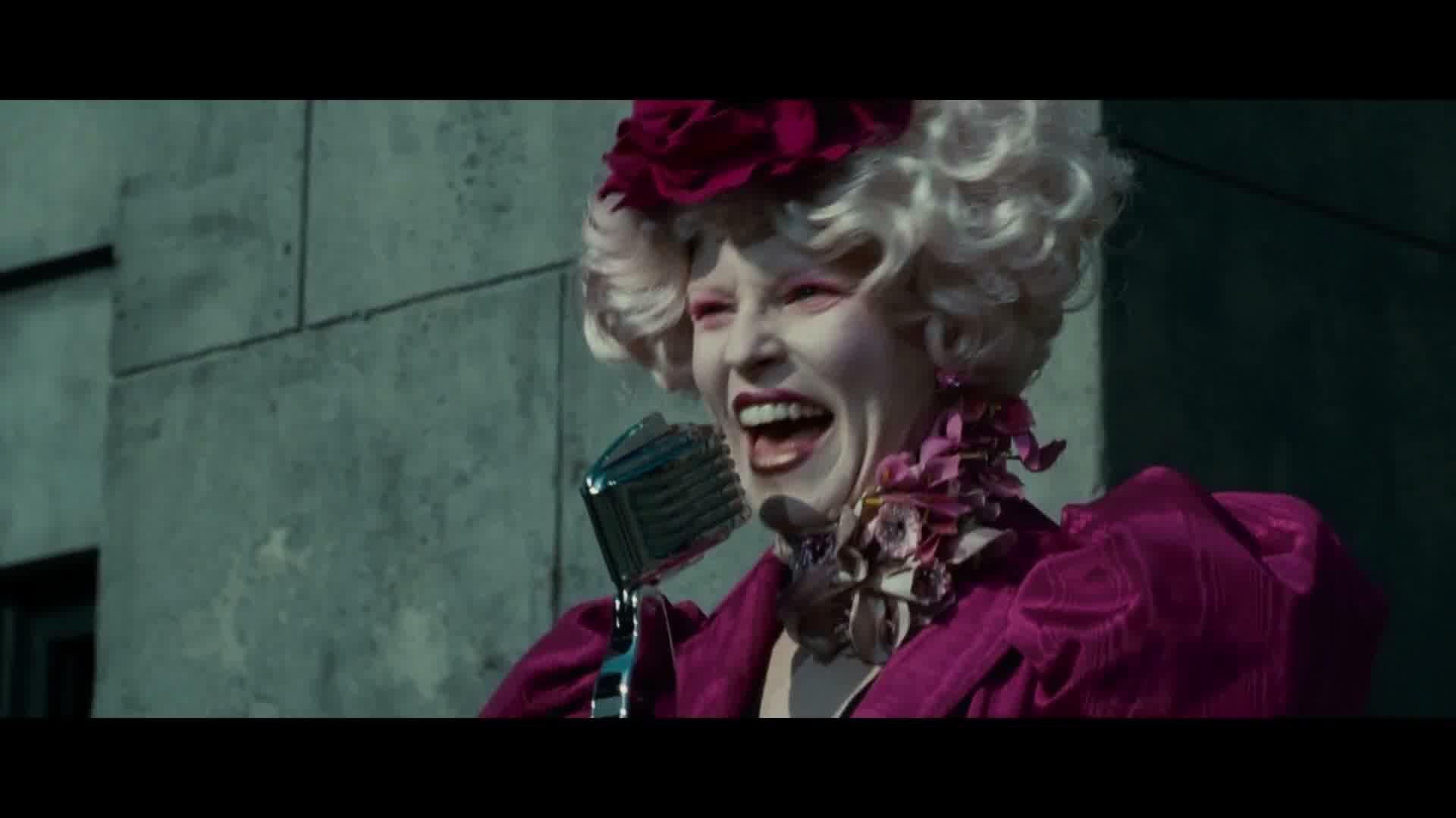 Effie Trinket images 'The Hunger Games' trailer #2 HD ...  Effie Trinket i...