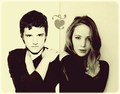 :) - jennifer-lawrence-and-josh-hutcherson fan art