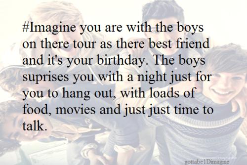 1D #imagines ! xx ♥
