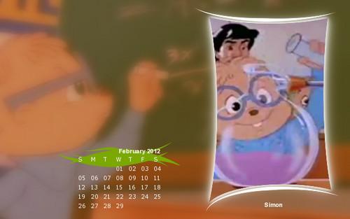 2012 AATC calendar that I made