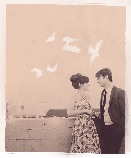 500 DOS - 500 Days of Summer Fan Art (28899455) - Fanpop