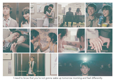 500 Days of Summer wallpaper possibly containing a newspaper, a holding cell, and a sign entitled 500 DOS