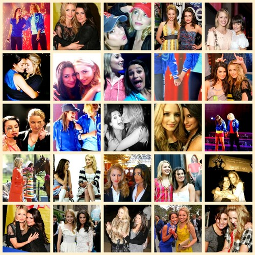 Achele collage