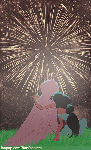 Aladdin - Firework