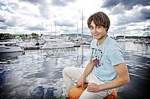 Alexander Rybak wallpaper probably containing a portrait called Alex :)