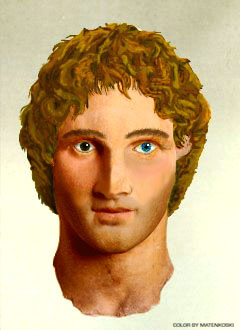 Alexander III of Macedon (20/21 July 356 – 10/11 June 323 BC