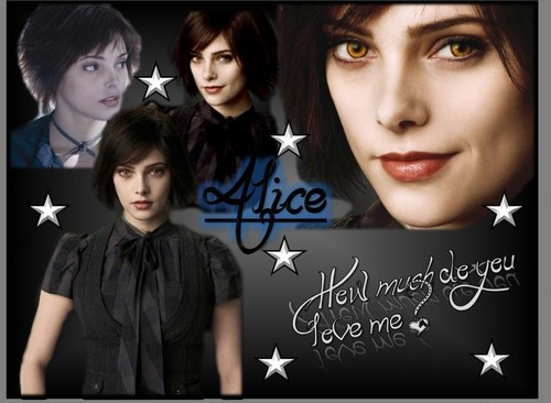Alice Cullen ♥ - alice-cullen Photo