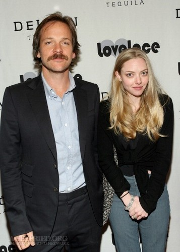Amanda at the 'Lovelace' Official Wrap Party {02/03/12}