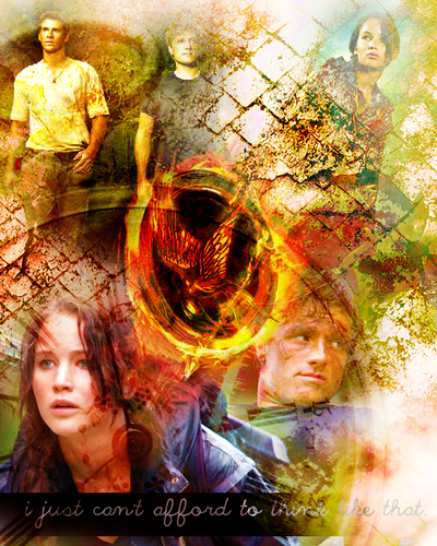 Amazing Hunger Games 팬 Arts!