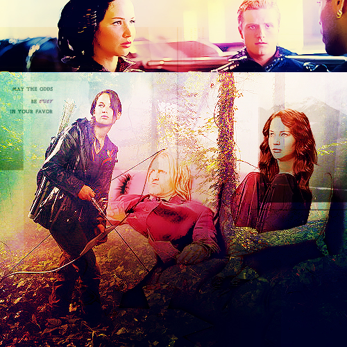 Amazing Hunger Games Фан Arts!