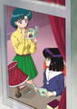 Ami and Hotaru