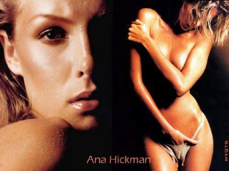 Ana Hickmann para '1N'