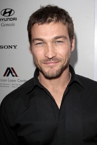 Andy Whitfield (17 July 1971 – 11 September 2011)