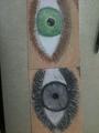 Annabeth and Percy's Eyes<3
