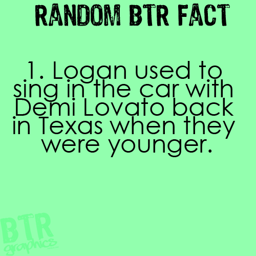 BTR Facts!