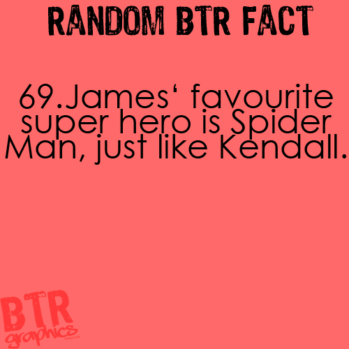 BTR Facts!