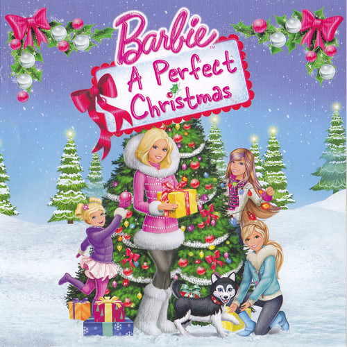 Barbie A Perfect Christmas VCD - barbie-movies Photo