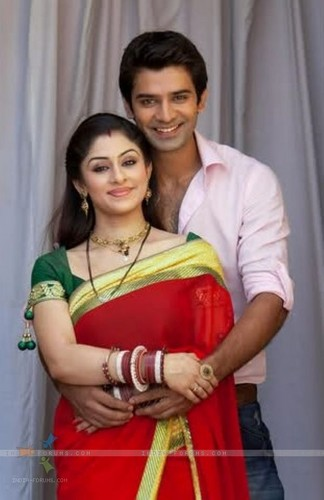 Barun Sobti and Ankita Sharma