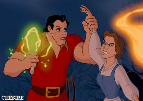 Beauty and the Beast - Face Switch
