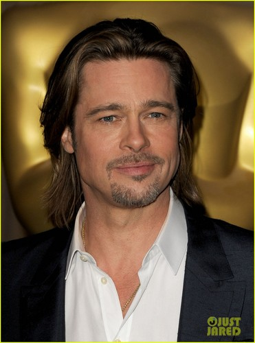 Brad Pitt wallpaper titled Brad Pitt: Academy Awards Nominations Luncheon