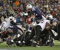 Brady TD Run vs Ravens in AFC Champ. Game