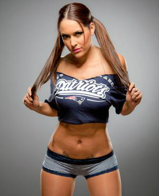 WWE Divas wallpaper with skin called Brie Bella