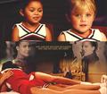 Brittany and Santana