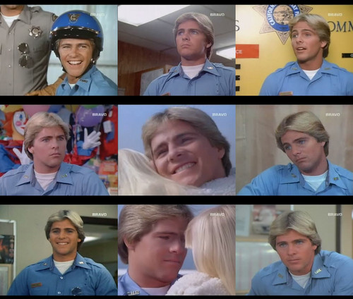 Bruce Penhall collage