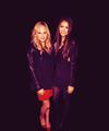 Candice and Nina