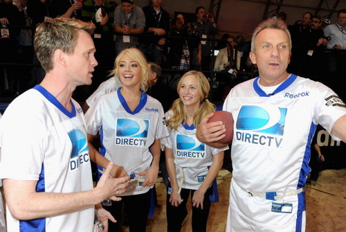 Candice at DIRECTV's Sixth Annual Celebrity Beach Bowl