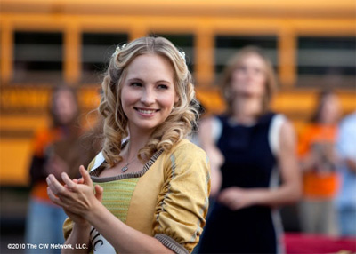 Caroline Forbes Miss Mystic Forbes