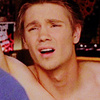 Chad Michael Murray photo containing a portrait and skin titled Chad