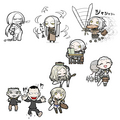 Chibi Claymores - claymore-anime-and-manga photo