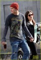 Chris Zylka & Lucy Hale: Holding Hands in Vancouver! - lucy-hale photo