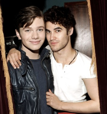 Chris and Darren