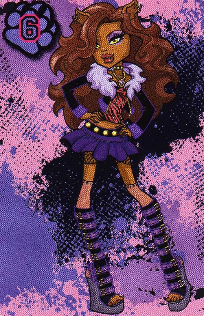 Clawdeen Wolf - monster-high photo