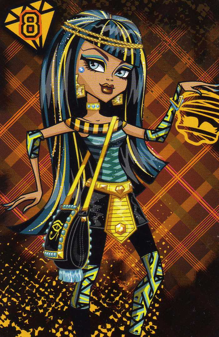 monster high winx monster high cleo de nile. Black Bedroom Furniture Sets. Home Design Ideas