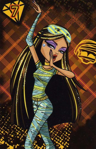 Monster High پیپر وال possibly containing عملی حکمت entitled Cleo De Nile