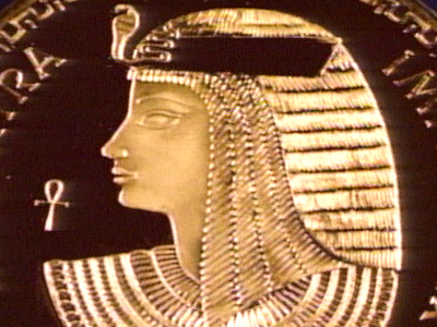 Cleopatra VII Philopator (late 69 BC – August 12, 30 BC)