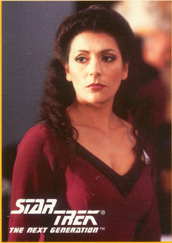 Star Trek Next Generation Deanna Troi