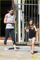 Courteney Cox & Coco: Barefoot in Malibu! - courteney-cox photo