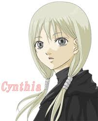Cynthia chibi