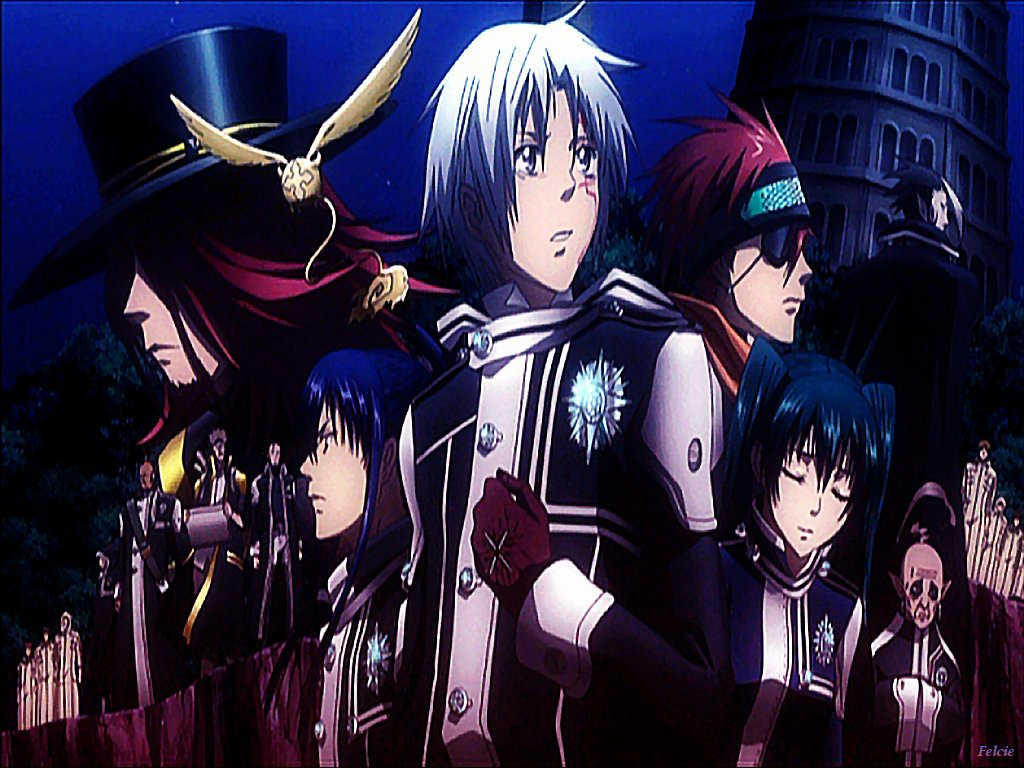 D gray man anime d gray man photo 28835982 fanpop - D gray man images ...