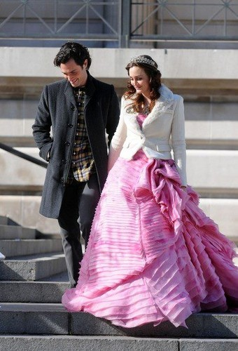 Dan and Blair wallpaper possibly with a hoopskirt entitled Dair <3, 6th Feb
