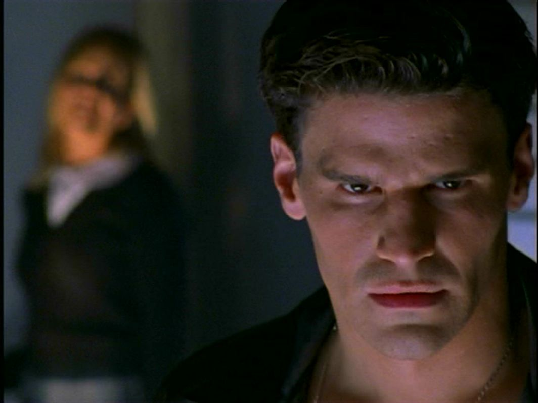 Darla amp angel buffy the vampire slayer 1x07 angel amp darla image